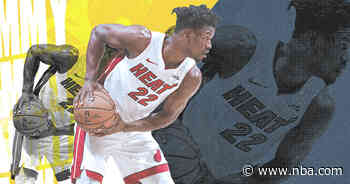 Jimmy Butler Named To All-NBA Third Team