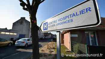 Les agents du centre hospitalier de Denain entrent en grève ce mercredi - La Voix du Nord