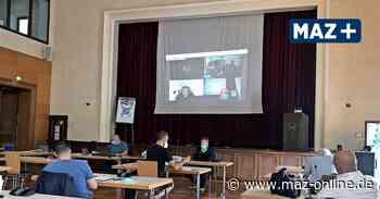 Wildau: Livestream aus der SVV nur im Ton, nicht im Bild - Märkische Allgemeine Zeitung