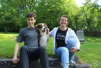 """Zelfs pas weggehaalde hersentumor houdt Joëlle (52) niet tegen om deel te nemen aan loodzware ultraloop: """"Lopen is net mijn redding geweest"""""""