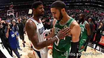 Jayson Tatum misses out on $25M because more All-NBA voters put Paul George at F than G