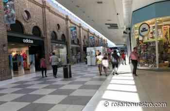 Sin patios de comidas, cines y juegos infantiles, volvieron los shoppings a Rosario - Rosario Nuestro