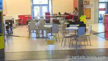 Nueva modalidad de convivencia: reabrieron los shoppings y patios de comida - Telefe Santa Fe