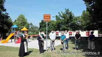 Lugo, intitolata a Norma Basiliotti l'area verde di via Venti Settembre - RavennaNotizie.it - ravennanotizie.it