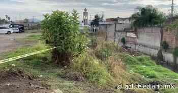 Tlaquepaque. Aparece hombre envuelto en una lona en la Vista Hermosa - Telediario Guadalajara