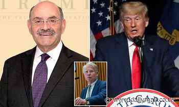 Trump executive Allen Weisselberg could face charges as early as this summer