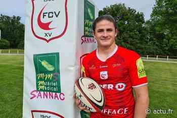 Rugby à 7. Un joueur de Villefranche-de-Lauragais avec l'équipe de France au championnat d'Europe U18 - Actu Rugby