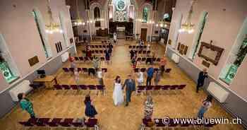 Hochzeit, aber ohne Tanzen – Englische Paare enttäuscht - bluewin.ch