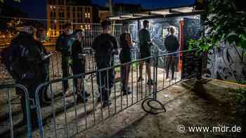Leipzig: Tanzen ohne Masken in Distillery hat Besucher begeistert - MDR