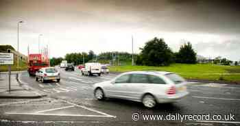 A77 closed in both directions following two-vehicle crash in Ayr - Daily Record