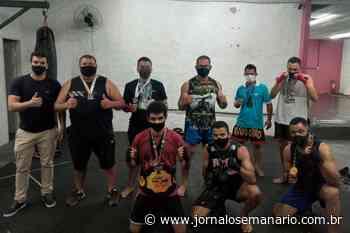 Atletas de Capivari vencem torneio de MMA em São Paulo - Jornal O Semanário