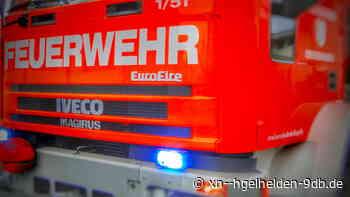 Karlsdorf-Neuthard: Brand verursacht hohen Sachschaden im Klärwerk - Hügelhelden.de