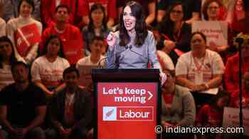 Jacinda Ardern distances herself from biography, claims was misled - The Indian Express