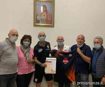 Il Gruppo Aido Meda incontra la Nazionale Calcio Trapiantati - Prima Monza