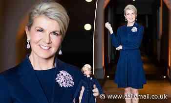 Julie Bishop: Mattel makes Barbie doll based on politician's likeness