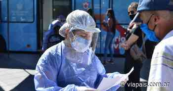 Coronavirus en Córdoba: 59 fallecimientos y 4.311 casos positivos - Vía País