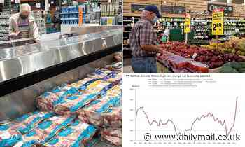 Wholesale prices jump 6.6% in the fastest rise on record