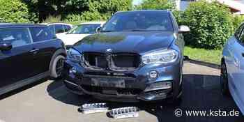 Wermelskirchen: Unbekannte stehlen Autoteile von mehreren BMW – Zeugen gesucht - Kölner Stadt-Anzeiger