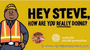 CMHA Wood Buffalo encouraging men to join campaign for suicide prevention - Vermilion Standard