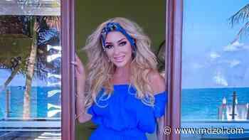 Bellísima: la esposa de Marco Antonio Solís presume su belleza en las redes - MDZ Online