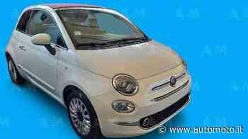 Vendo Fiat 500 Cabrio 1.2 Lounge usata a Trezzano sul Naviglio, Milano (codice 8913558) - Automoto.it - Automoto.it