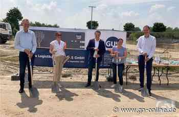 GUS GmbH errichtet Logistikzentrum in Nordhorn - Grafschafter Nachrichten
