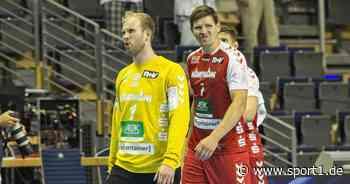 Handball-Bundesliga: Nordhorn steigt ab - Magdeburg und Löwen souverän - SPORT1