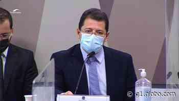 VÍDEO: 'Vimos uma ênfase da Dra. Mayra Pinheiro em relação ao tratamento precoce', diz Marcellus Campêlo - G1