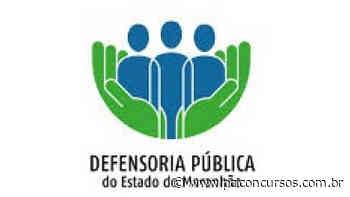 DPE - MA realiza um novo Processo Seletivo em Pinheiro - PCI Concursos