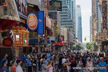 New York Lifts Virtually All Coronavirus Restrictions - U.S. News & World Report