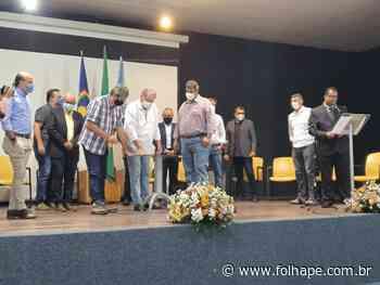 Ministério do Desenvolvimento Regional autoriza início das obras do Ramal de Triunfo - Folha de Pernambuco