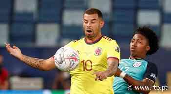 Copa América. Colômbia estreia-se com triunfo sobre o Equador - RTP