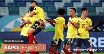 Copa América: Colômbia estreia-se com triunfo 'eficaz' sobre Equador - SAPO Desporto