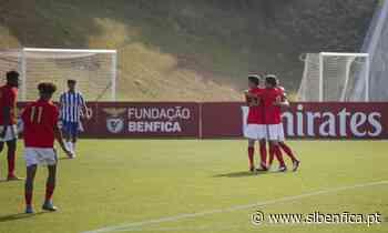 Torneio Nacional Sub-19 | Triunfo no clássico - Sport Lisboa e Benfica