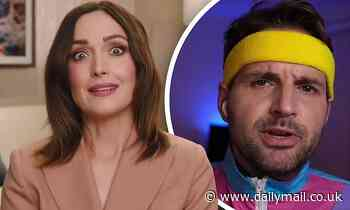 Sunrise correspondent leaves actress Rose Byrne speechless during awkward interview