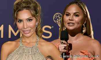 Teen Mom alum Farrah Abraham says Chrissy Teigen hasn't said sorry to her in wake of model's apology