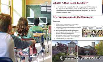 Massachusetts public schools tell students and staff to file complaints against each other