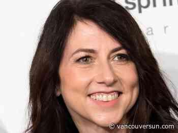 MacKenzie Scott donates another $2.7 billion, blasts wealth gap - Vancouver Sun