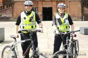 Glasgow cops target motorists who overtake cyclists via close pass - Glasgow Times