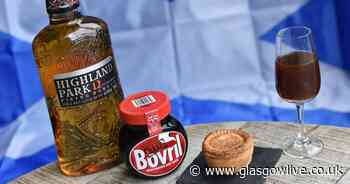 Glasgow bar serving up alcoholic Bovril to celebrate Scotland at Euro 2020 - complete with a pie - Glasgow Live