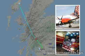 Loganair LM479: Squawk 7700 emergency declared as plane lands at Glasgow Airport - Barrhead News