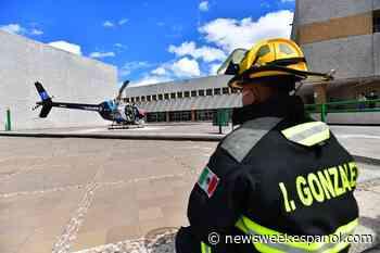 Trasladan en helicóptero a lesionada tras aparatoso choque en Betulia, Jalisco - Noticias