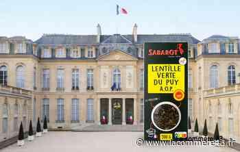 La Lentille verte du Puy à l'Elysée le temps d'un week-end - La Commère 43