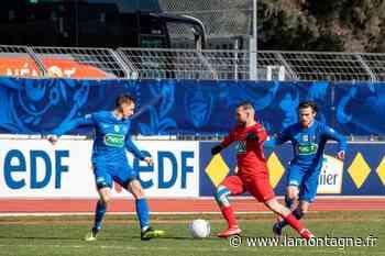Alexy Bosetti (Le Puy Foot) va s'engager au FC Annecy (National) - La Montagne