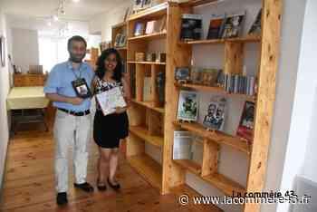 Le Puy-en-Velay : les Arts enracinés, une nouvelle librairie spécialisée en centre-ville - La Commère 43