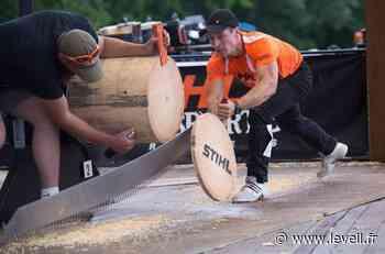 Le Puy-en-Velay accueillera le championnat de France de bûcheronnage les 24 et 25 juillet - L'Eveil de la Haute-Loire