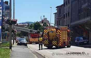 Le Puy-en-Velay : l'odeur de peinture confondue avec une fuite de gaz - La Commère 43