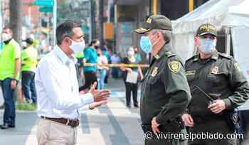 Las tres estrategias de seguridad en Envigado - Vivir en el poblado