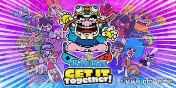 WarioWare: Get It Together! sorgt ab September für skurrilen Spaß - ntower