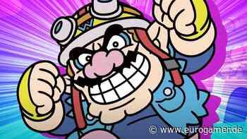 WarioWare: Get it together - Wurde ja auch Zeit, dass der Wahnsinn auf der Switch losgeht! - Eurogamer.de